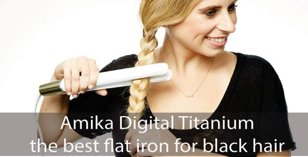 Amika Digital Titanium Glide Styler Reviews
