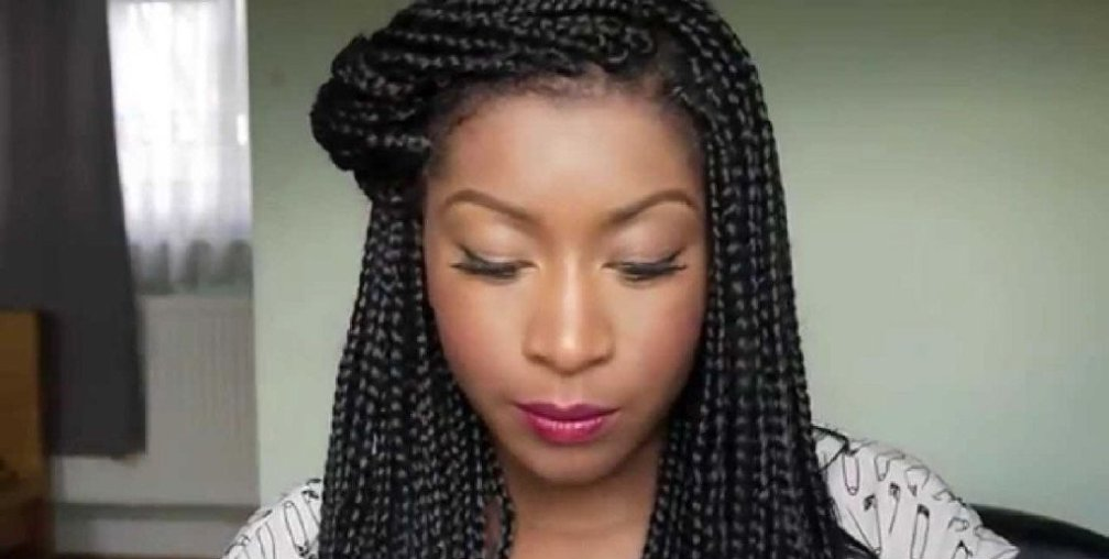 Finally of the best human hair for tree braids