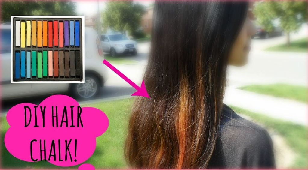 How Long Does the Hair Chalk Dye Last
