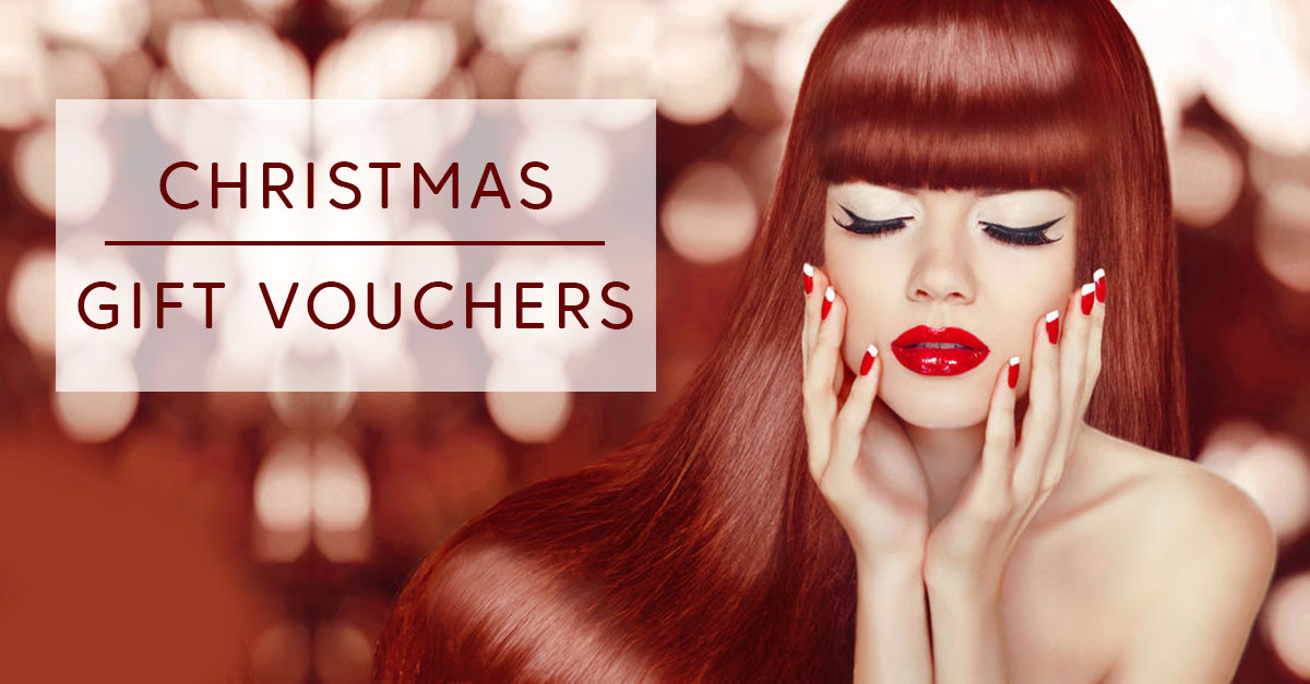 Christmas Gift Vouchers OFFER My Hair Guru Salon In Paisley