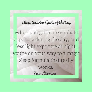 Sleep Smarter Quote of the Day 4