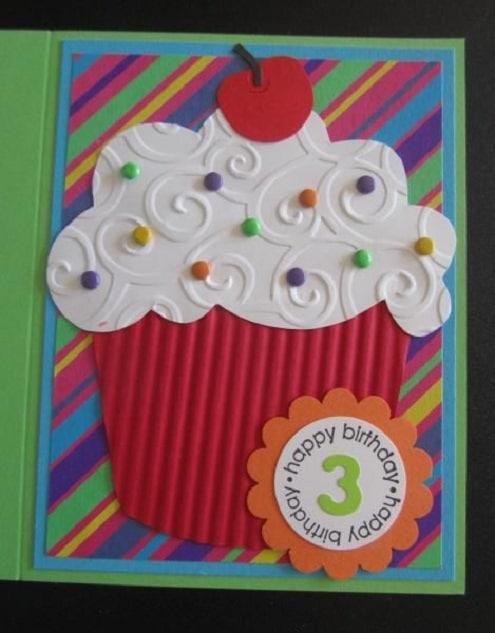 sweet diy birthday card ideas for women