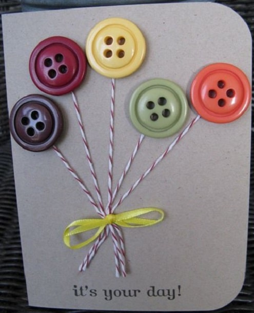Homemade diy birthfday card ideas for dads