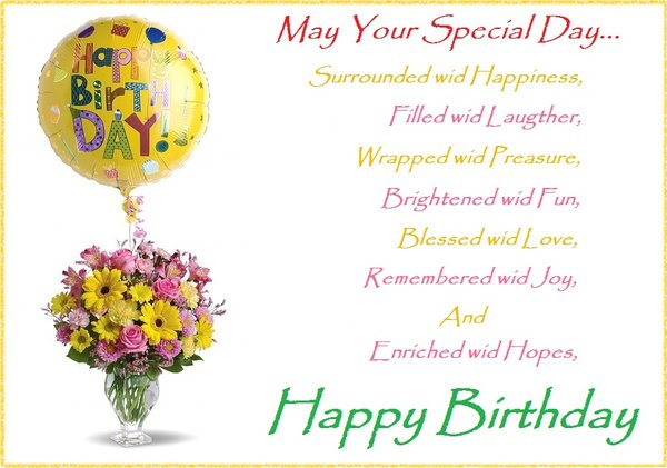memorable birthday wishes for friend