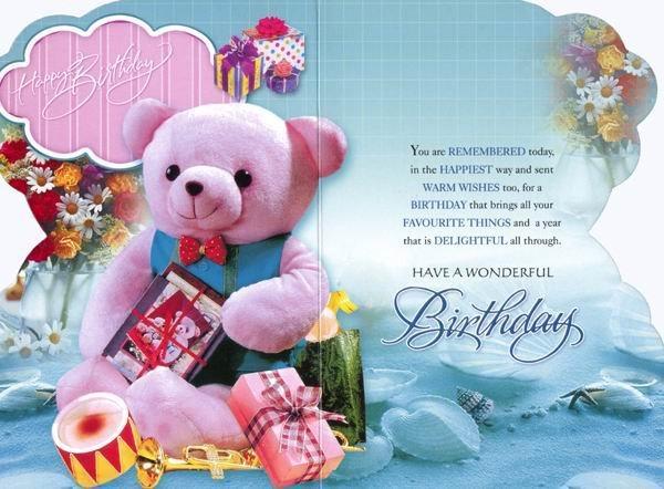 warm birthday wishes for friend