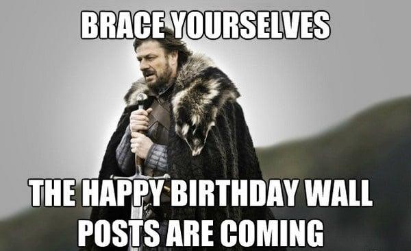 Birthday Memes For A Friend