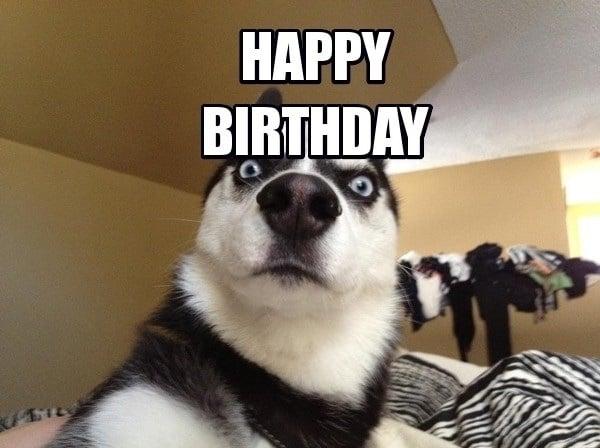 Birthday Memes For Facebook