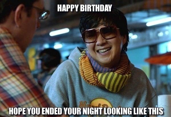 Fabulous Happy Birthday Meme