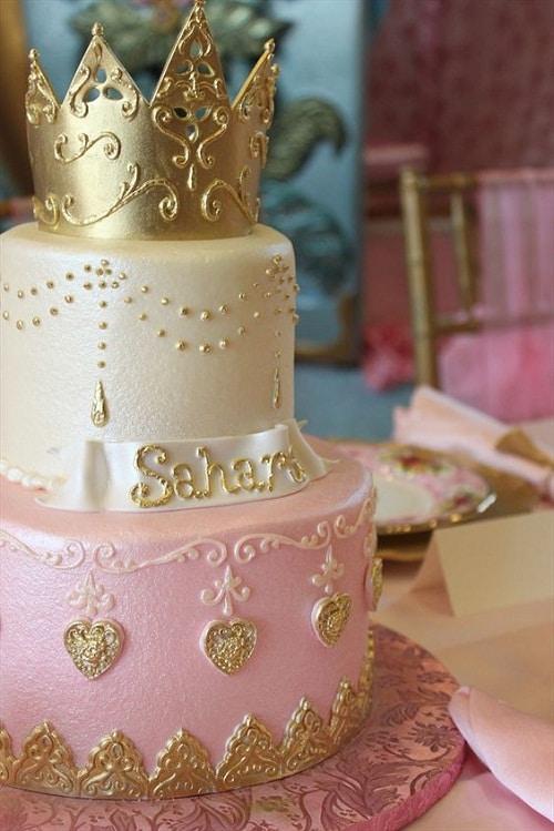Best Royalty Ball Birthday Cakes for Girls