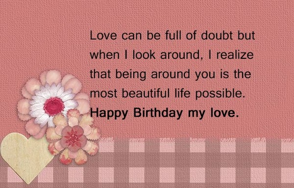 Happy Birthday Wishes To You By Nainjc