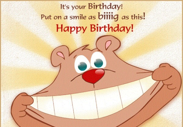 Happy Birthday Wishes To You Cousin