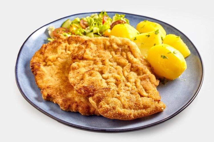 perfecte wiener schnitzel