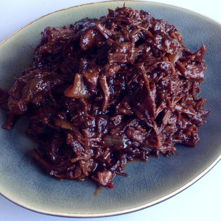asian pulled beef