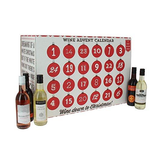 Culinaire adventskalenders: wijn