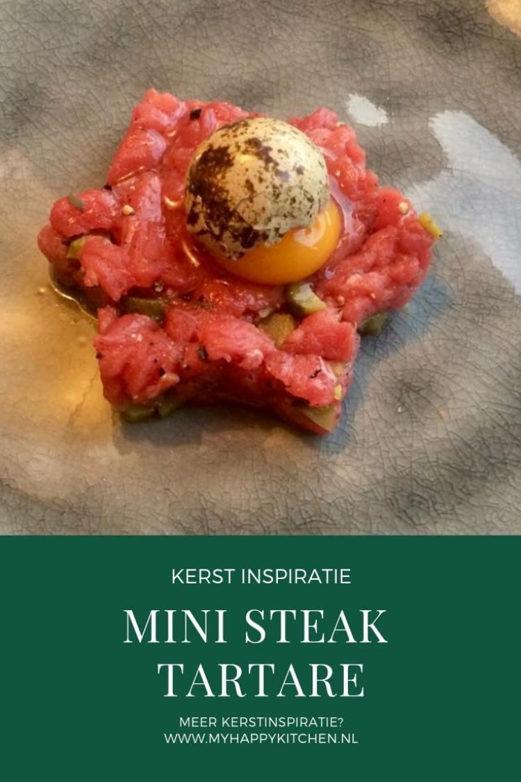 mini steak tartare