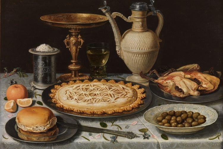 Weekendtip! Slow Food: Stillevens uit de Gouden Eeuw in het Mauritshuis