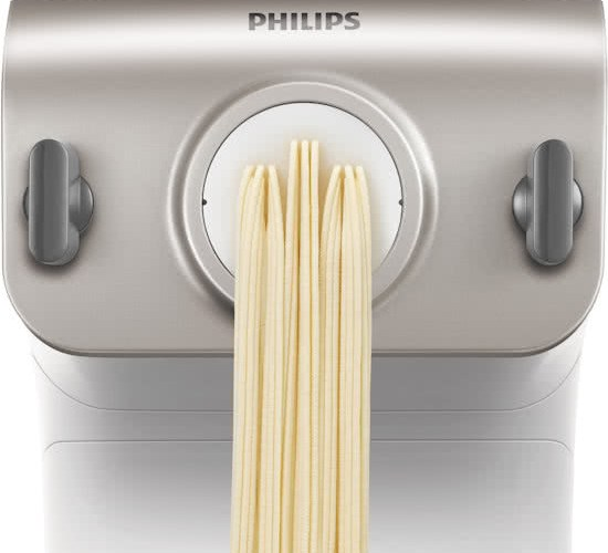 Review Philips pastamachine en 1e Youtube video!