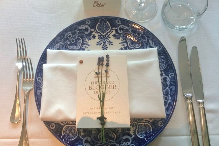 The grand bloggers diner by Mr. Goodiebag