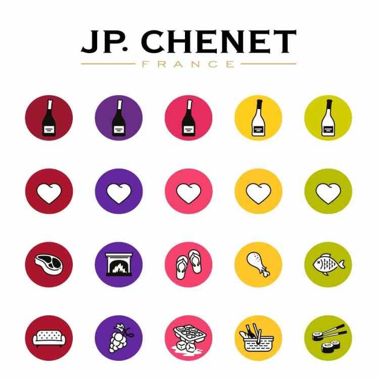 Iconen JP Chenet