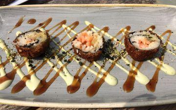 hudson kijkduin sushi rol