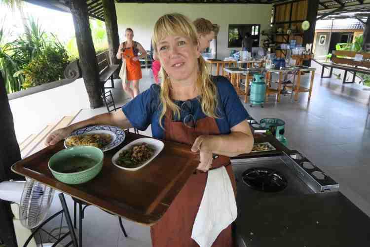 Vlog Thaise kookcursus