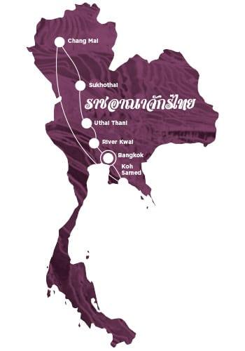 map Djoser Family