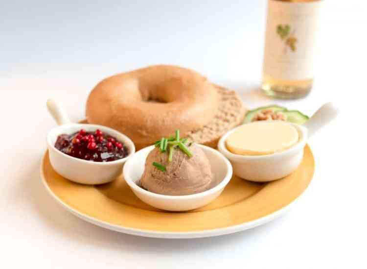 gansvrije foie gras