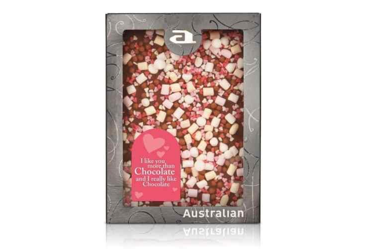 Australian Valentijn