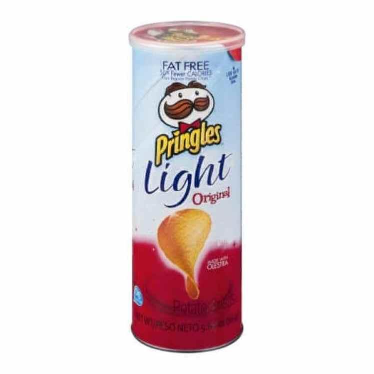 verdwenen merken: pringles light