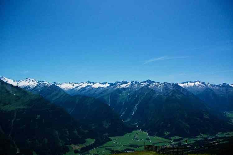 Must sees in Salzburgerland: Wildkogel