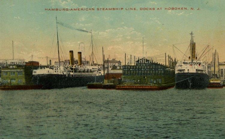 Hamburg Amerika lijn