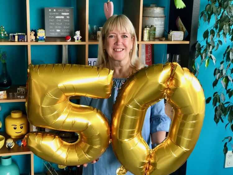 Happy 50