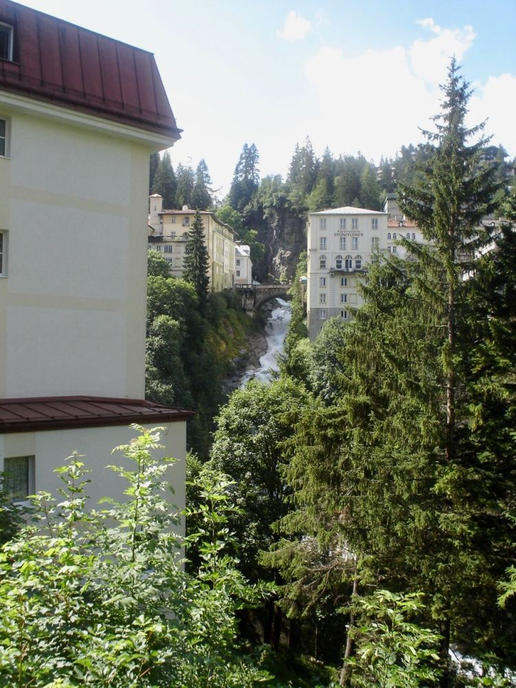 Must sees in Salzburgerland: Bad Gastein