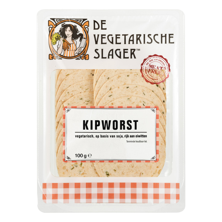 youtube vegan challenge: kipworst