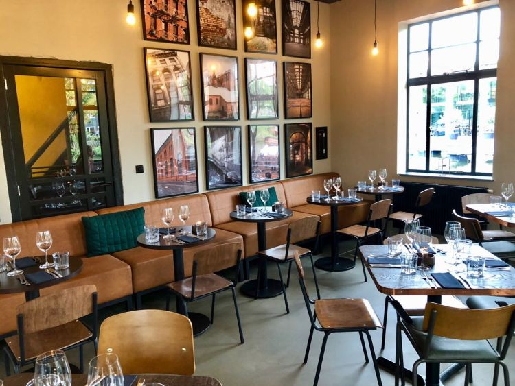 Restaurant Glaswerk