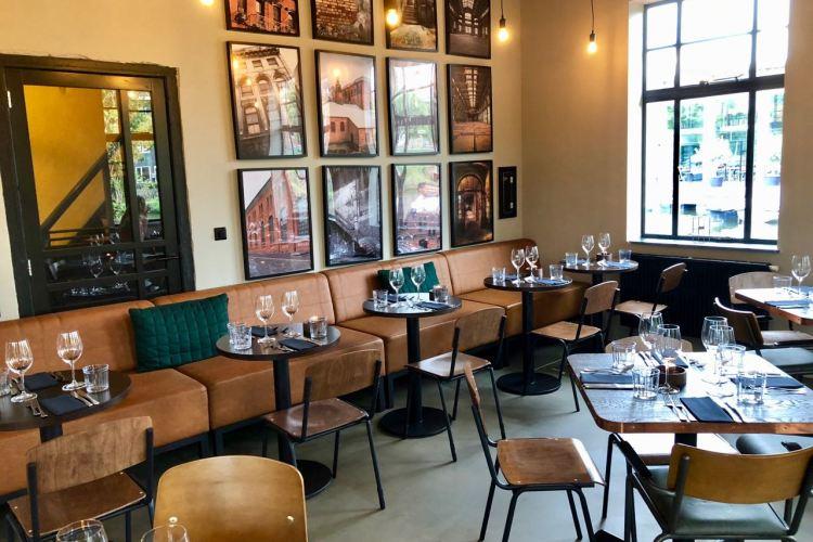 Restaurant Glaswerk, nieuwe hotspot in de Binckhorst Den Haag