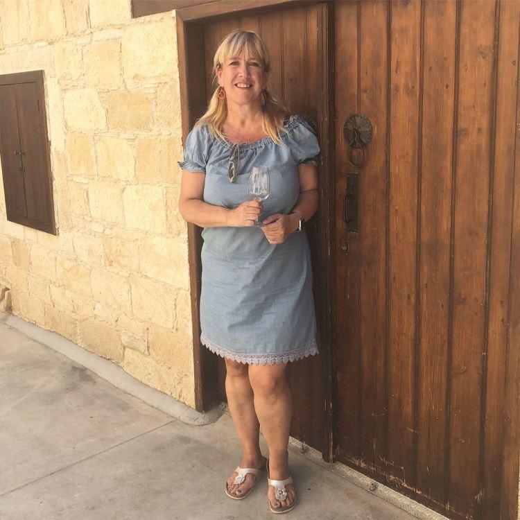 Naar Cyprus met Eliza was here