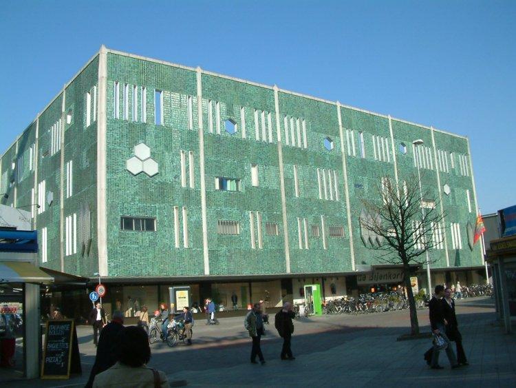 Geschiedenis van de Bijenkorf: Bijenkorf_Eindhoven