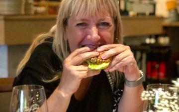 de hotspots van den haag: De vegetarische slager