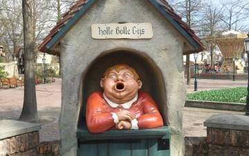 Geschiedenis van de Efteling - Holle Bolle Gijs