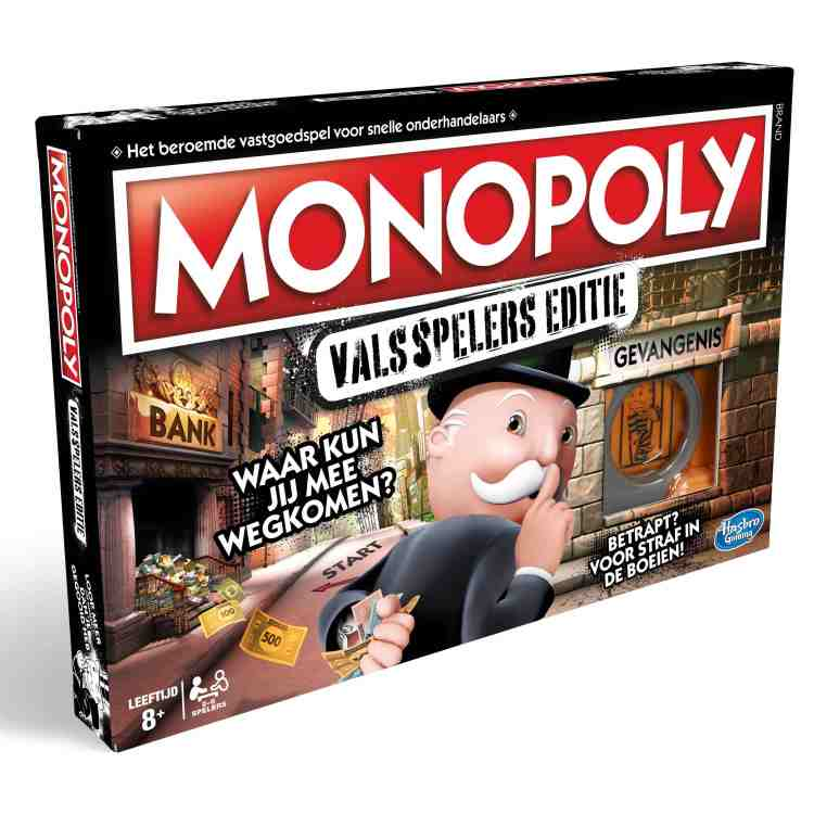 review Monopoly valsspelerseditie