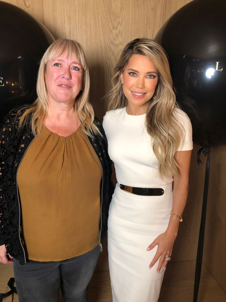 My happy life november 2018 - Sylvie Meis e moi