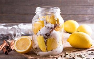 ingelegde citroenen maken