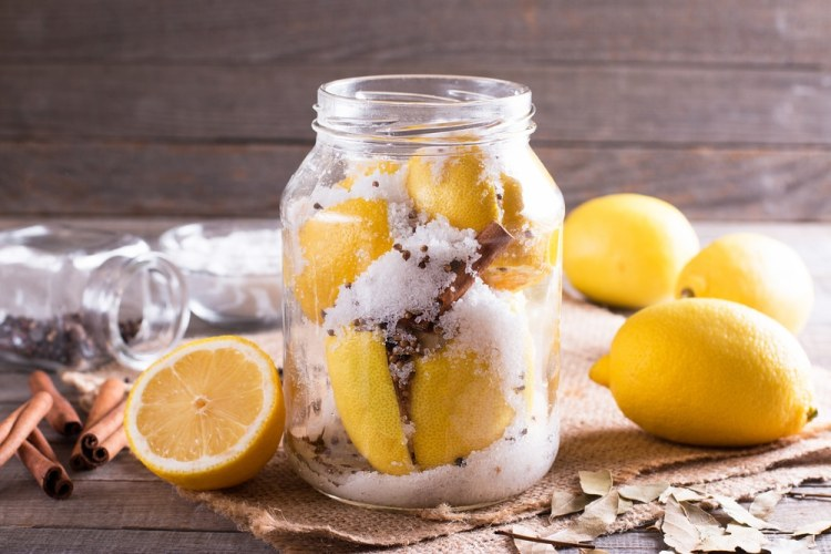 Ingelegde citroenen maken + recept visballetjes
