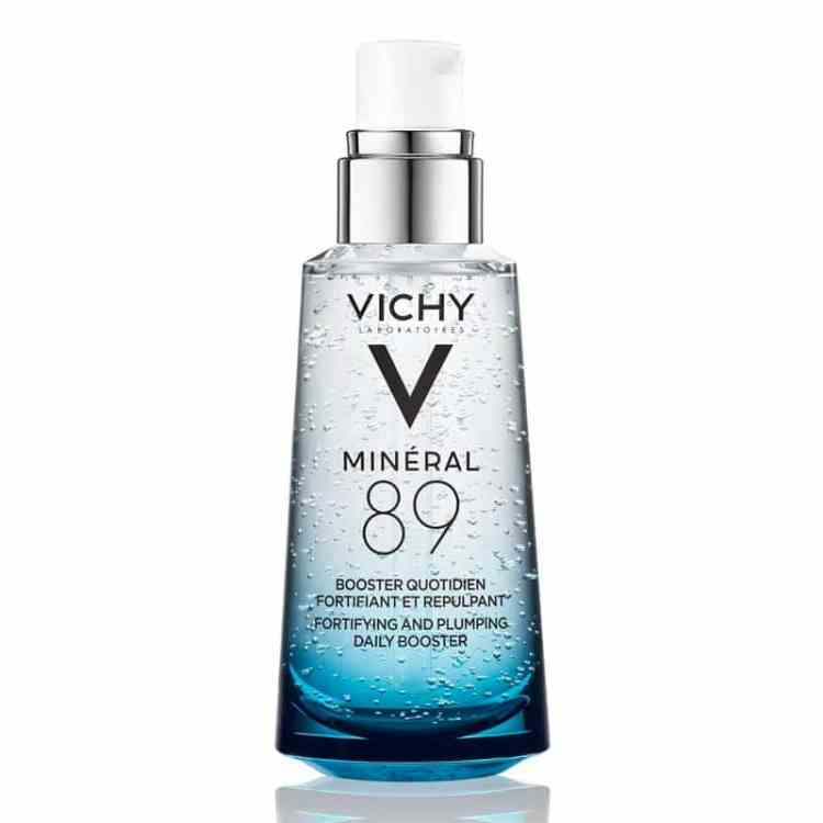 beauty essentials vichy mineral 89