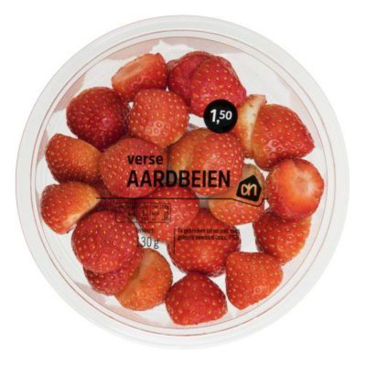 aardbeien ontkroond