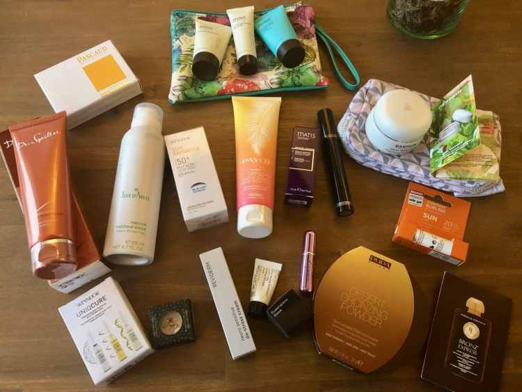 goodie bag care cosmetic