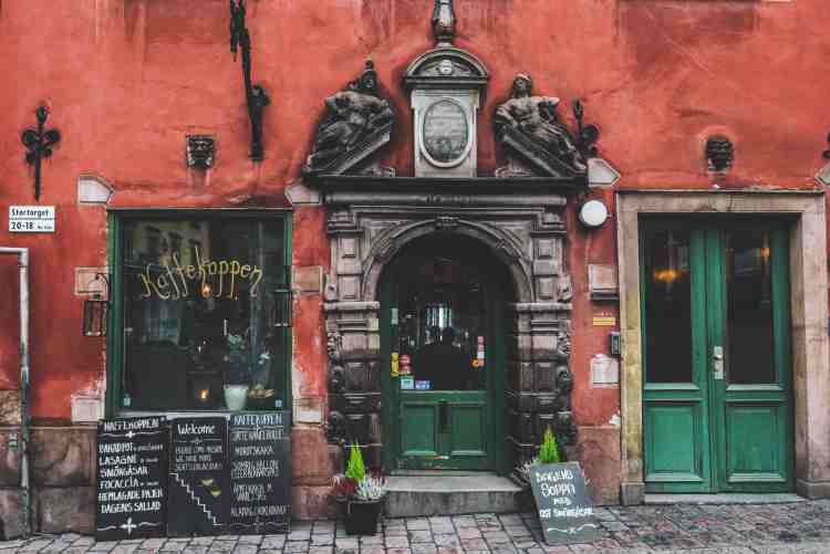 stedentrip Stockholm fika