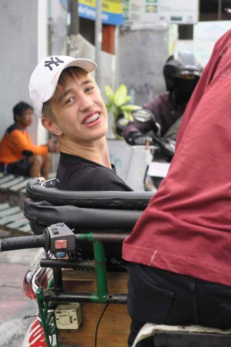 Rondreis Java en Bali -Yogjakarta
