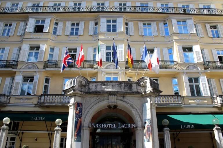 Das Parkhotel Laurin in Bozen ist schon seit über 100 Jahren das erste Haus am Platz